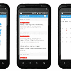 Want to track migraine pain? There's an app for that.