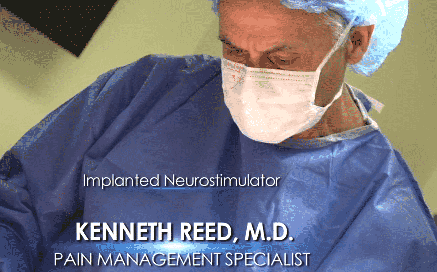 Student describes how the Reed Procedure controlled his headaches and restored his life